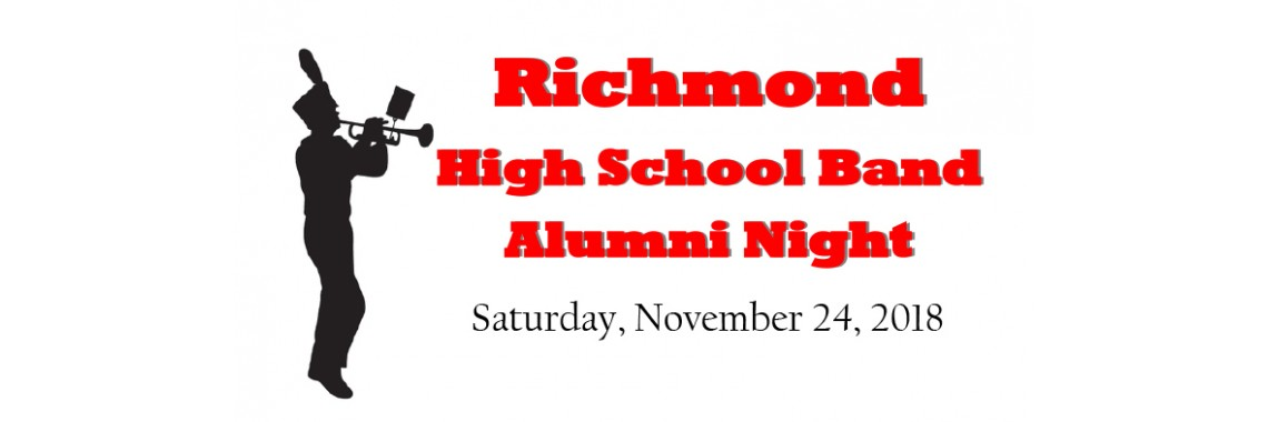 Register for Alumni Band Night