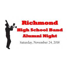 Register for Richmond Red Devil Alumni Band Night