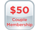 1 Year Couple Membership