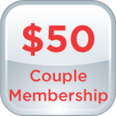 1-Year Couple Membership